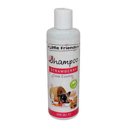 Little Friends Çilekli Kedi&Köpek Şampuan 250 ml