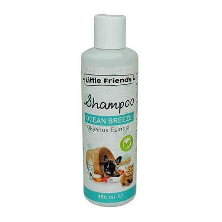 Little Friends Okyanus Esintili Kedi&Köpek Şampuan 250 ml